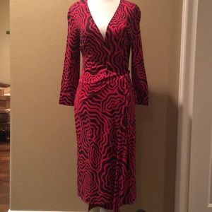 🌺NWT DVF Julian Size 10 Dress🌸